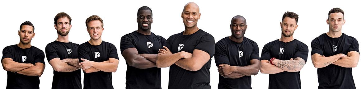 Team Personal Power Gym